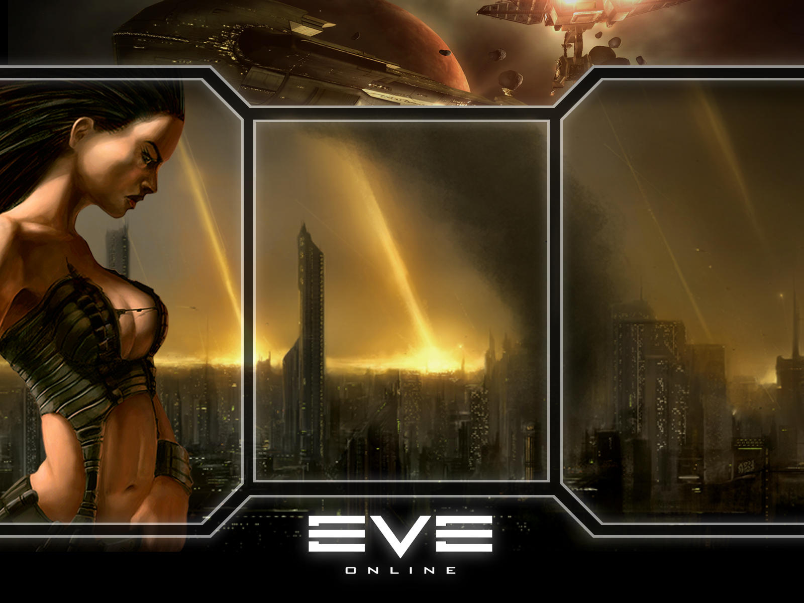 Eve Online by Shadrak