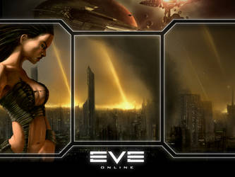 Eve Online by Shadrak