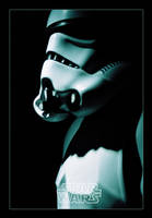 Star Wars Exhibit Stormtrooper by Shadrak