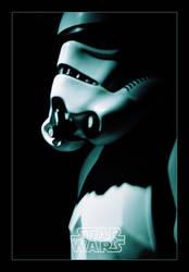 Star Wars Exhibit Stormtrooper by Shadrak