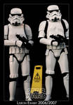 Star Wars Exhibit MiniTrooper