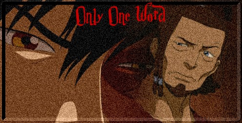 Only One Word Cover by Arielen