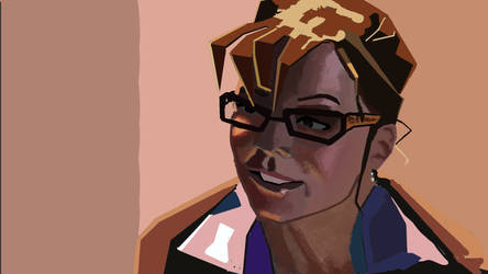 Lois Lane Portrait (Smallville)
