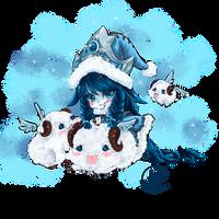 Winter Wonder Lulu_coloured