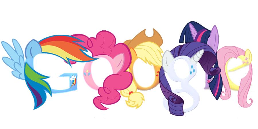 My Little Pony Doodle 4 Google by monkyingaround on DeviantArt