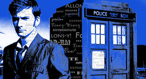 Doctor Who Typography