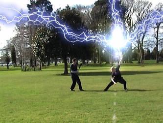Thunder Strike by SacrificeMe
