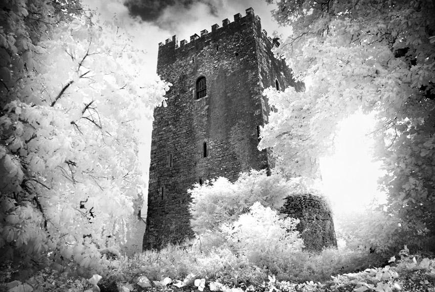 Ballaghmore Castle by seancoetzer