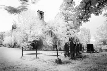 Castlelyons Cemetery by seancoetzer