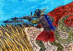 Krakonian Soldier by Delinos80