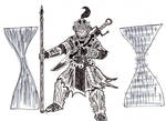Xepthnas, the time travelling knight