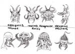 Hierogmants and Halismants