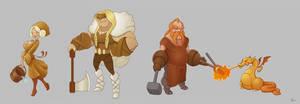 Viking - Character Concepts