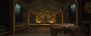 Interior Environment Concept 2