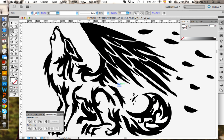 Lineart Wolf Tattoo : Winged wolf tattoo design pt. 3 by onixmay on deviantart