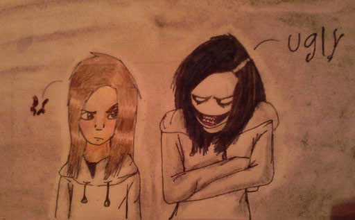 Ugly by Carolyan