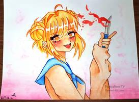 Himiko Toga by BiancaRoseTV