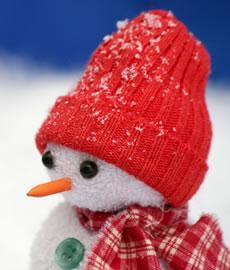 snowman by megasorous