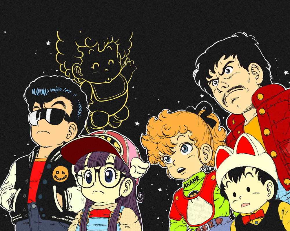 Dr slump by jerome13001