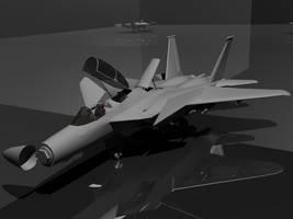 ISA F-15E Super Eagle by Tank50us