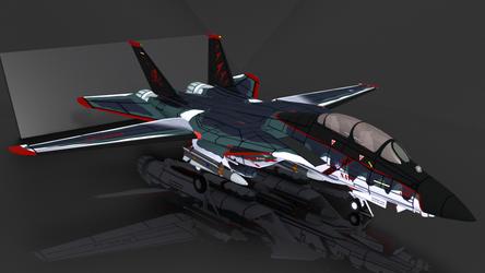 F-14E Super Tomcat VF-82 by Tank50us