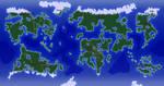 World War III Dark Fire World Map