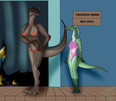 Dinovember 29 Giganotosaurus