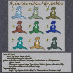 Spinosauridae Adoptables