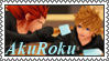 Akuroku Stamp by Stalker-for-Hire