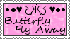 Butterfly Fly Away by Stalker-for-Hire