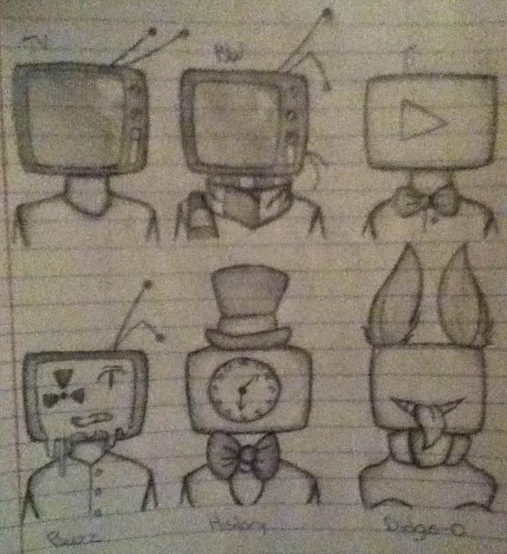 Sweet Tv Children (Updated) by PastelGlaze
