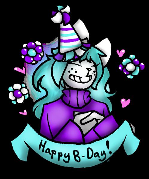 Yuma's birthday 2016 by PastelGlaze