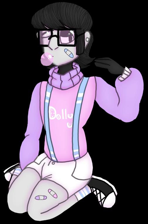 Not A school Au Outfit by PastelGlaze