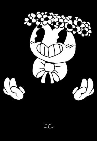 Flower Demon by PastelGlaze