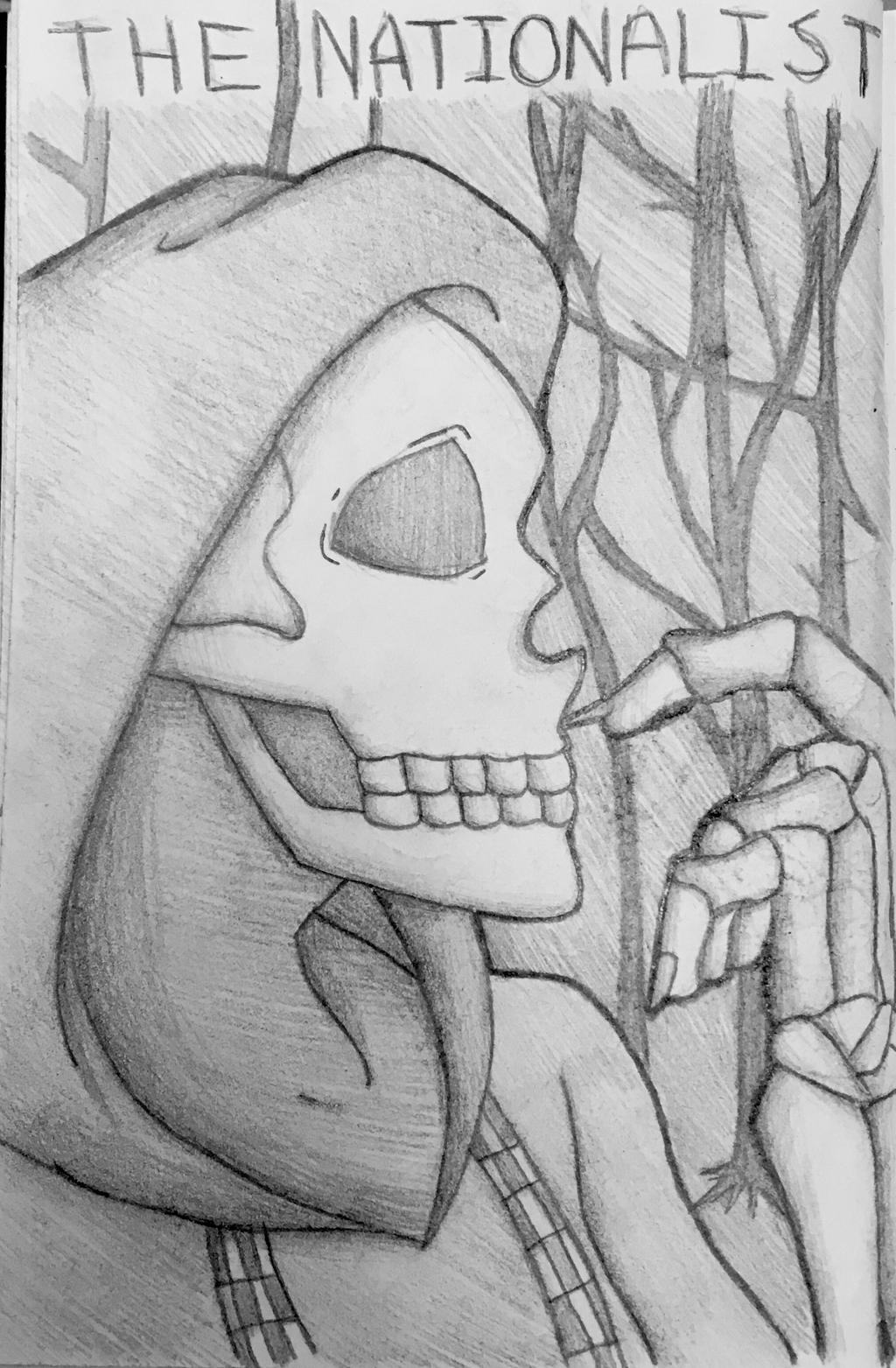 That Skelly Dude by PastelGlaze