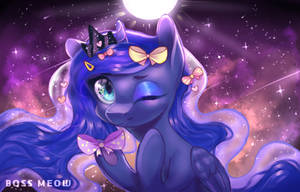 Luna's gifts by BossMeow