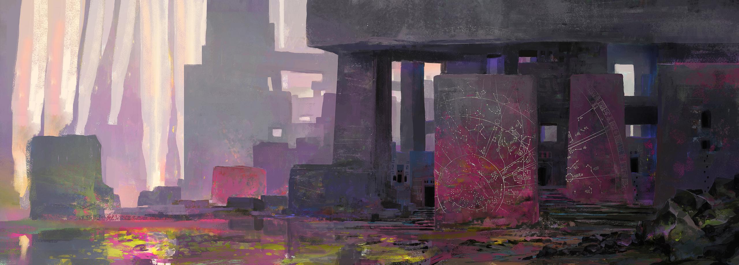 Ruins by ProjectOsxar
