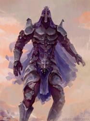Knight of the Blue Ribbon.