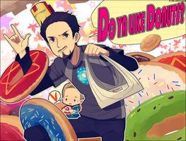 Avengers :: DONUT PUNCH by Cartooom-TV