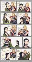 Avengers :: Jojo parody by Cartooom-TV