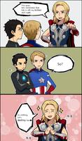 Avengers :: So by Cartooom-TV