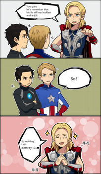 Avengers :: So