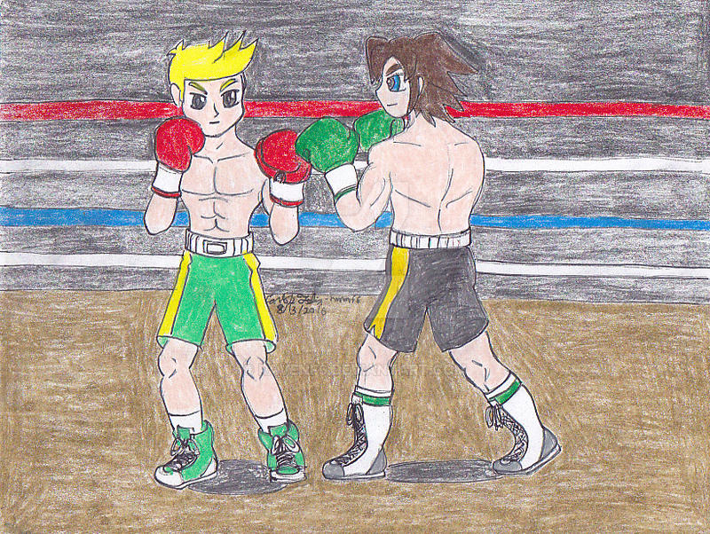 Derrick Mana vs Will Mccready by ravenf6