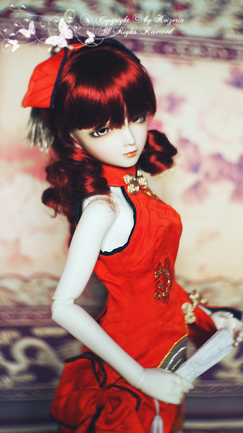 Lady in the Red by Keizerin