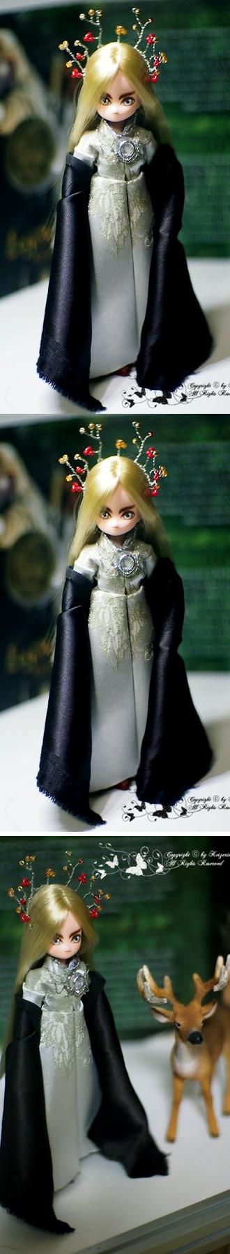 Mini Thranduil by Keizerin