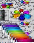 Longhorn Rainbow by i-Asif