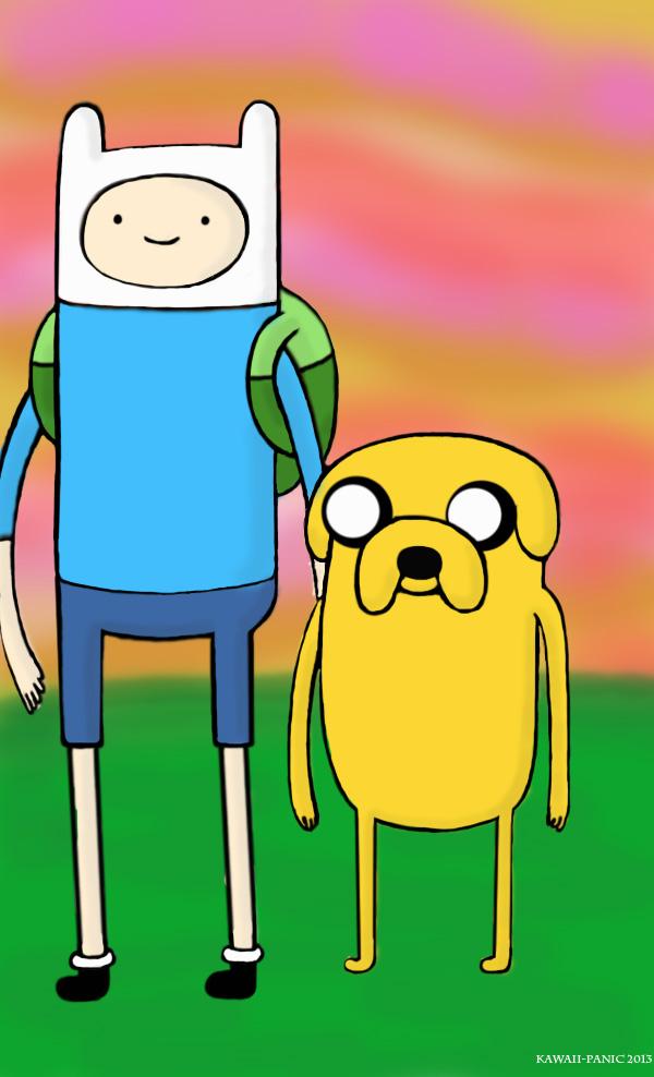 Finn and Jake, MATHEMATICAL!! by kawaii-panic on DeviantArt