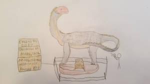 Moabosaurus utahensis Monument