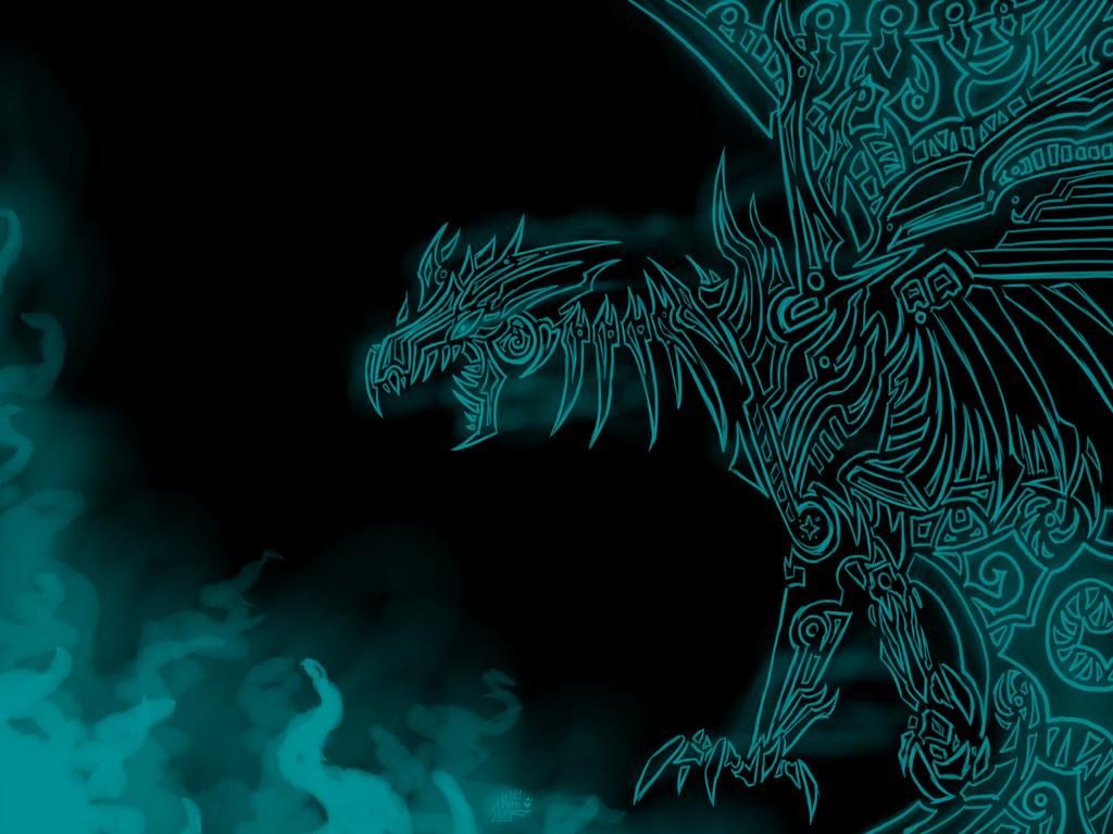 A Dragon... by Kimi3999