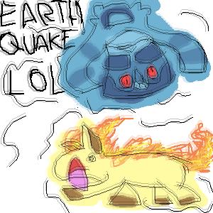 EARTHQUAKE by Umberoff